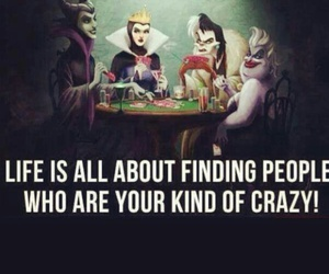 crazy, life, and disney image