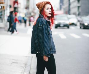 beanie, fashion, and grunge image