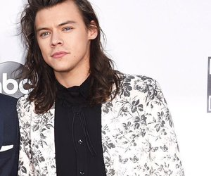 red carpet, amas, and Harry Styles image