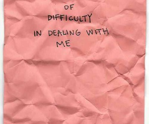 quotes, me, and pink image