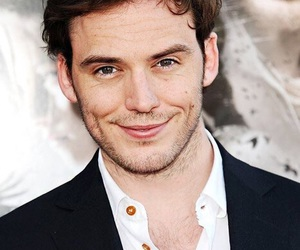 sam claflin, hunger games, and finnick odair image