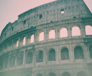 analog, italy, and lomography image