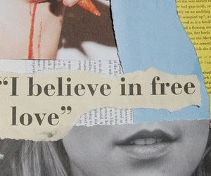 love, quotes, and free image