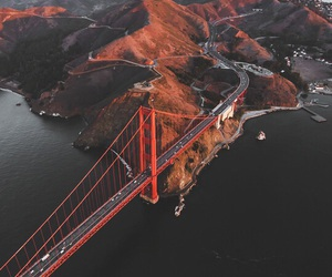 bridge and california image