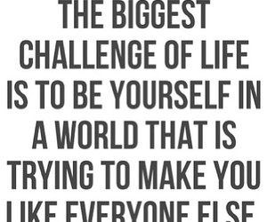 quotes, life, and challenge image