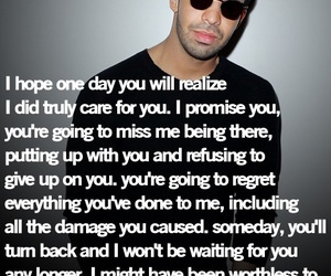 quotes, Drake, and life image