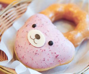 food, cute, and bear image