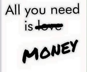 money, quotes, and sayings image