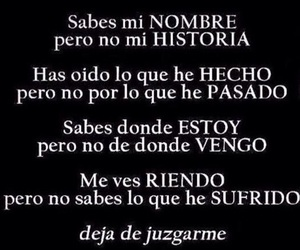 frases, quote, and historia image