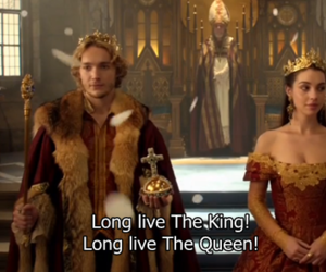 serie, reign, and coronation image
