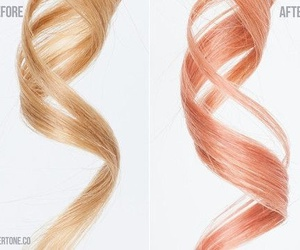 color, hair, and rose gold image