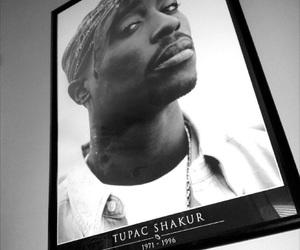 tupac, 2pac, and tupac shakur image