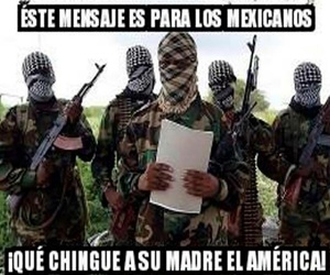 america, aguilas, and mexico image