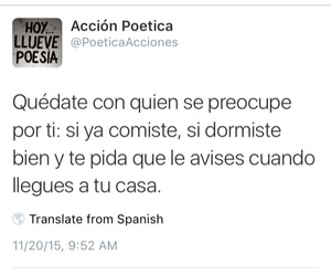 frase, quedate, and persona image