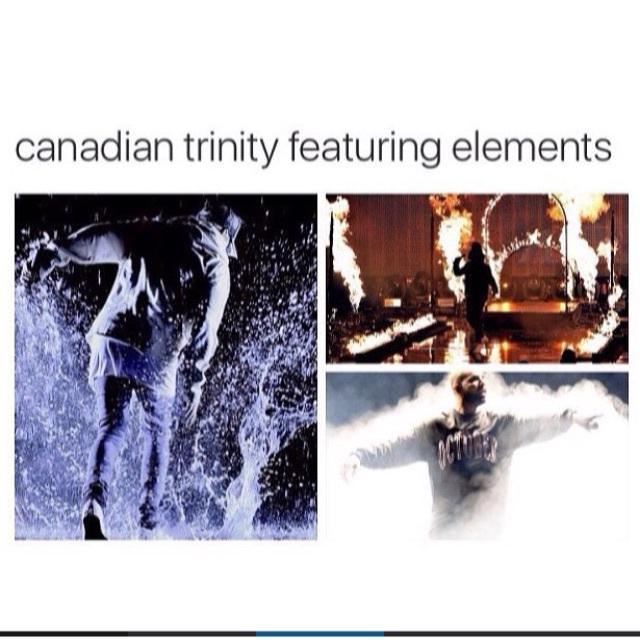 canadian, Drake, and music image