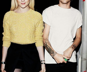 louis tomlinson, perrie edwards, and one direction image
