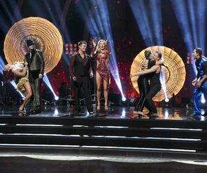 nick carter, dancing with the stars, and derek hough image