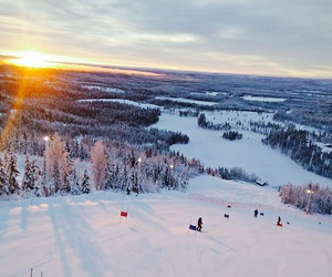 motivation, Skiing, and winter image