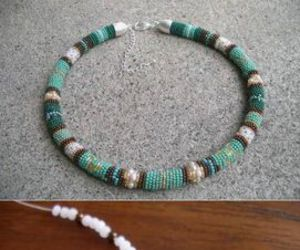 diy, jewellery, and necklace image