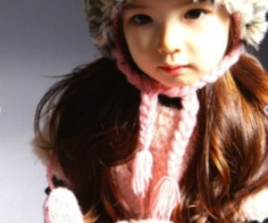 cute, baby, and lauren lunde image
