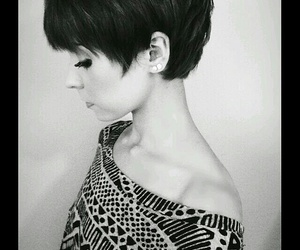 girls, gorgeous, and haircut image
