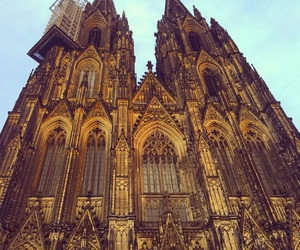 church, germany, and cologne image