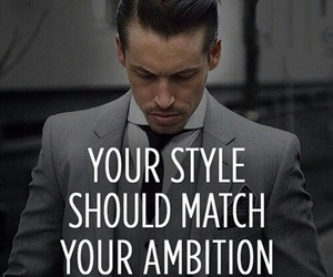ambition, quote, and Dream image