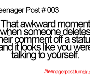 problems, true, and teenager post image