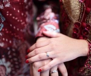 cartier, couple, and diamond image