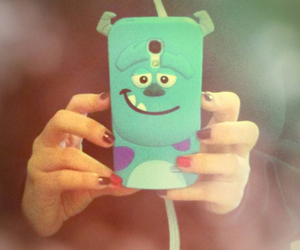 cartoon, smartphone, and cover case image