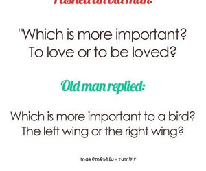 quote, funny, and bird image
