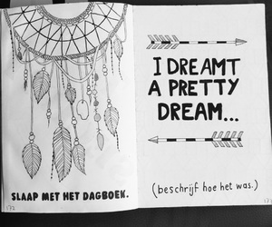 Dream, journal, and keri smith image