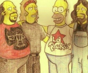 dibujo, los simpsons, and chizzo image