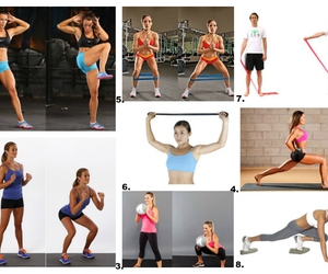 exercise, training, and weight loss image