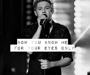 niall horan, if i could fly, and one direction image