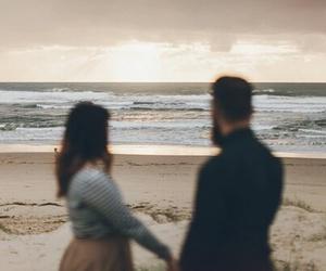 love and sea image