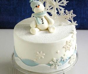 birthday, blu, and cristmas image