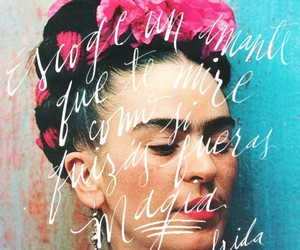 amor, frida kahlo, and lover image