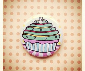 artist, badge, and cake image