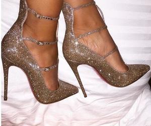 glamour, heel, and high heel image