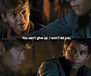 newtmas, newt, and thomas image