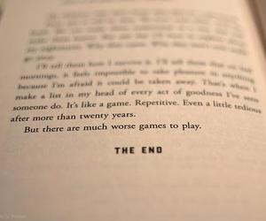 the end, the hunger games, and mockingjay image