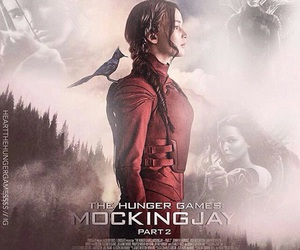 mockingjay and katniss everdeen image