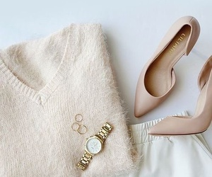 fashion, girl, and pumps image