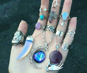 cool, fashion, and rings image