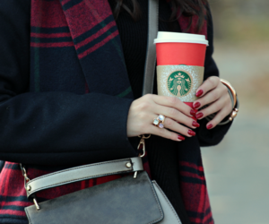 coffee, cold, and drink image