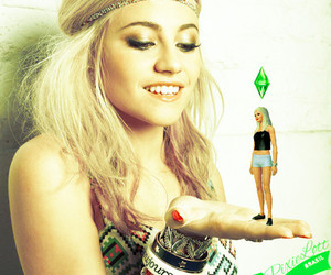 pixie lott, the sims, and sims image