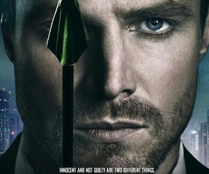 arrow, series, and stephen amell image