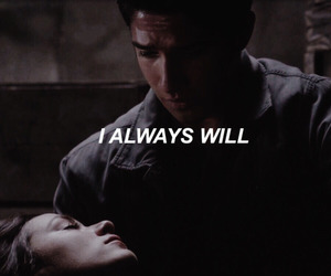 teen wolf, crystal reed, and scallison image