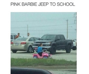 driving, girl, and school image